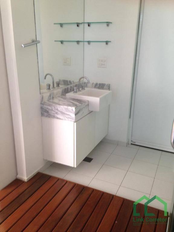 apartamento com 1 suíte e garden privativo - hípica - campinas/sp - ap1163