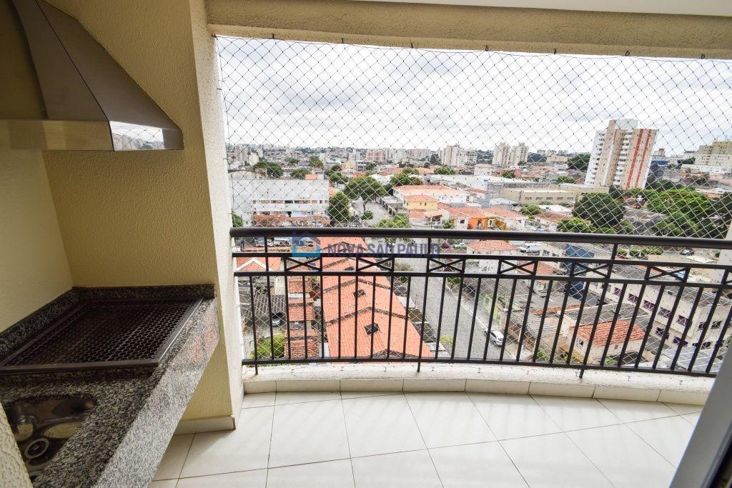 apartamento com 1 suíte e sacada gourmet na vila santa catarina  - bi26743