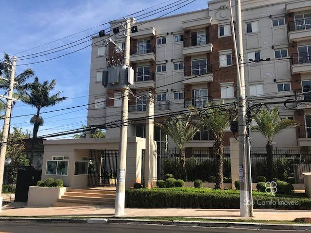 apartamento com 1 suíte para alugar, 40 m² por r$ 2.000/mês - adress - granja viana - cotia/sp - ap0146