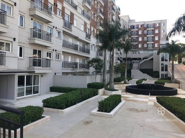 apartamento com 1 suíte, para alugar, 40 m² por r$ 2.140/mês - granja viana - cotia/sp - ap0145