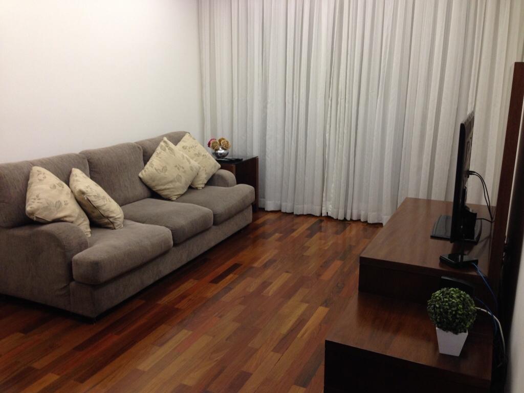 apartamento com 105 m² sendo 3 dormitórios, 1 suite, 2 vagas, lazer  à venda por r$ 590.000 - vila bastos - santo andré/sp - ap2110