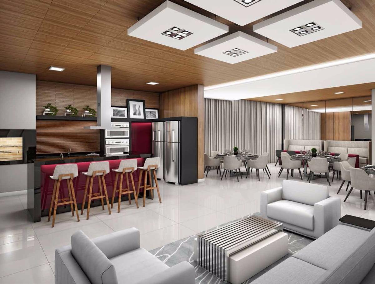 apartamento com 109m² privativos. sendo 3 dormitórios/suite!