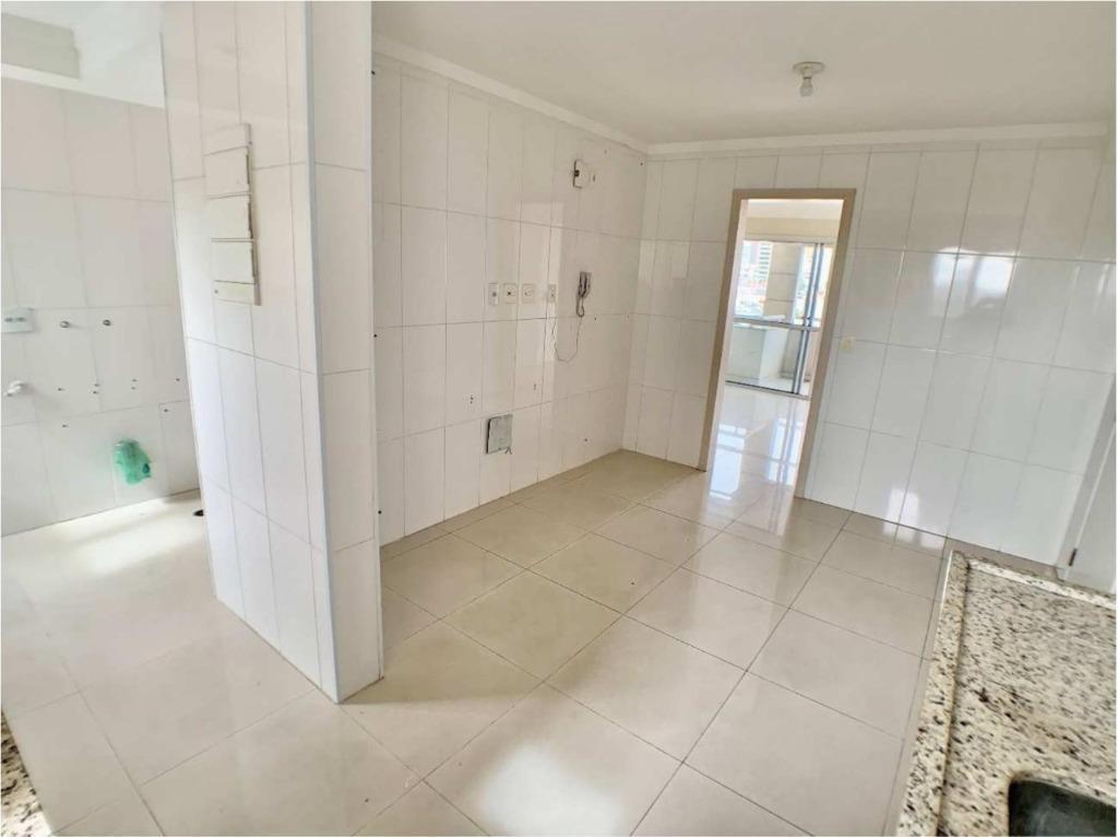 apartamento com 115 m²  3 suítes, 2 vagas, lazer à venda por r$ 650.000 - centro - santo andré/sp - ap2393