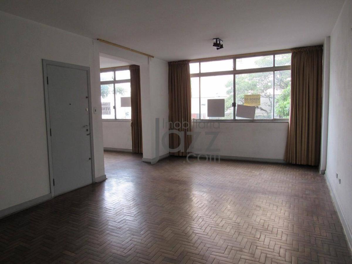 apartamento com 180 m2, 3 dormitórios, sendo1 suite + 1 dormitório reversível, à venda,  por r$ 530.000,00 - cambuí - campinas/sp - ap2590