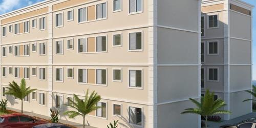apartamento com 2 dorm - palmeiras de são jorge