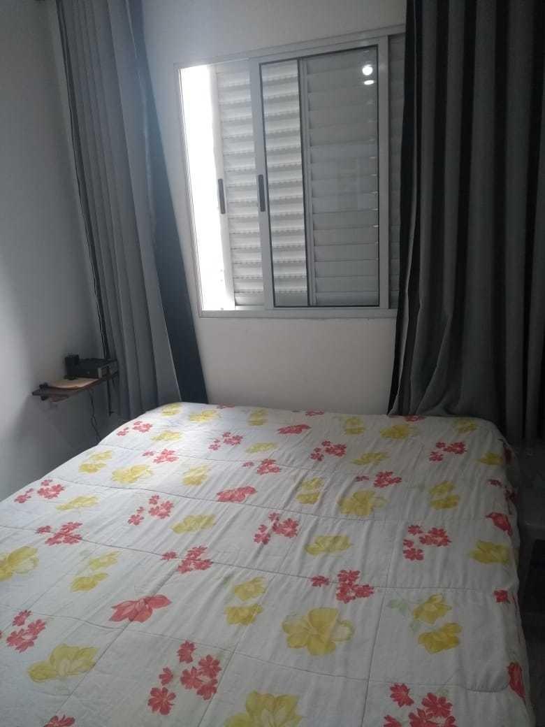apartamento com 2 dorm, sala, salas,cozinha e banheiro