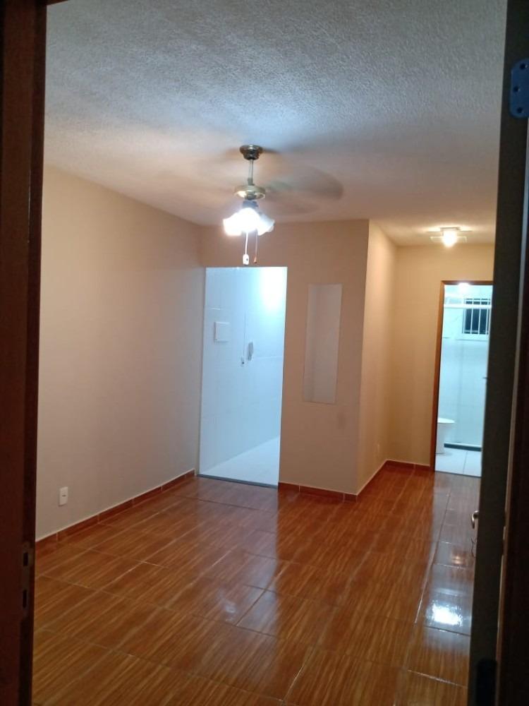 apartamento com 2 dormitório, condomínio e água incluso