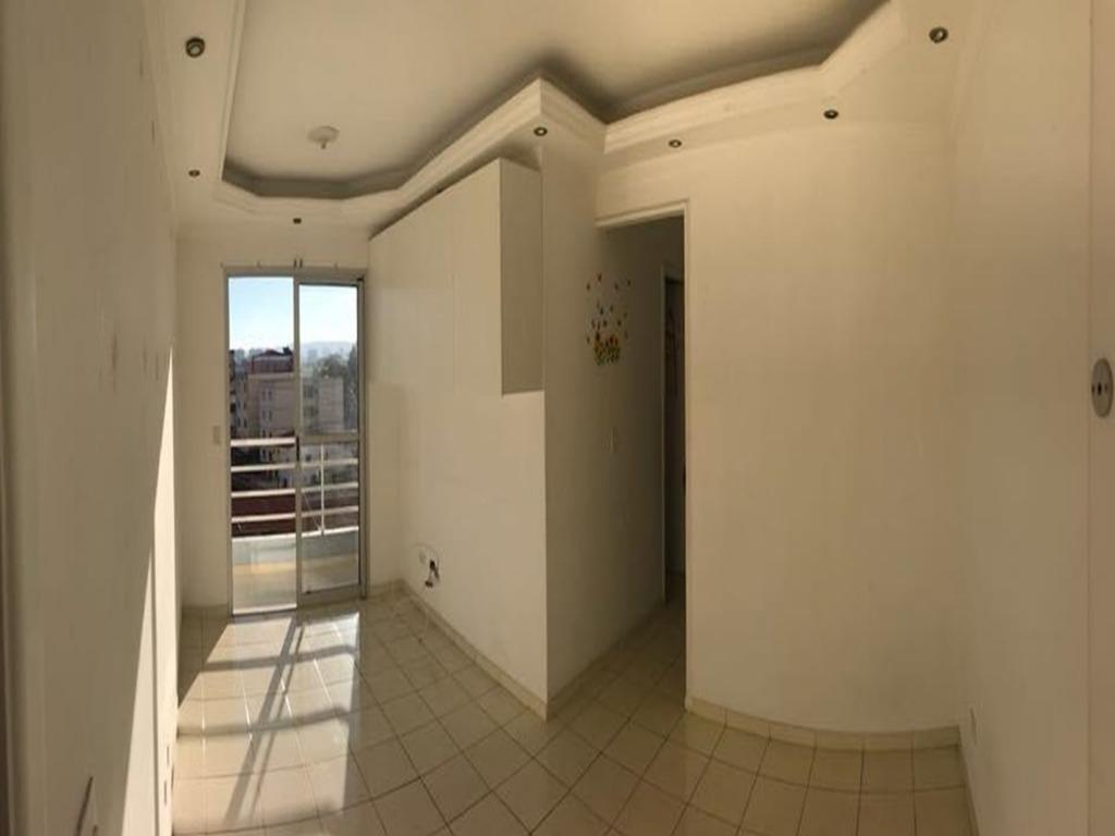 apartamento com 2 dormitórios  1 suite 1 vaga, macedo - ap1228
