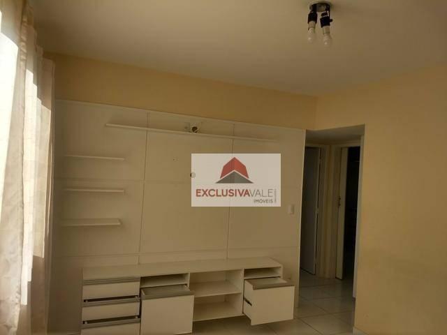apartamento com 2 dormitórios, 1 vaga e 1 banheiro no jardim das industrias - ap1664