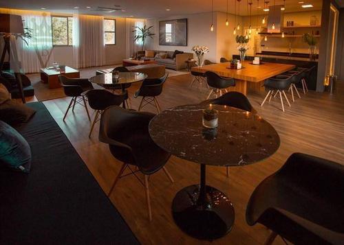 apartamento com 2 dormitórios, 2 suites à venda, 92 m², 2 vagas de garagem por r$ 869.097,05 - ap1323