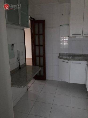 apartamento com 2 dormitórios com 57 m²  - vila granada - são paulo/sp - ap12013