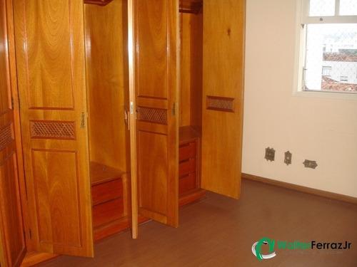 apartamento com 2 dormitórios com dep. empregada. - 584