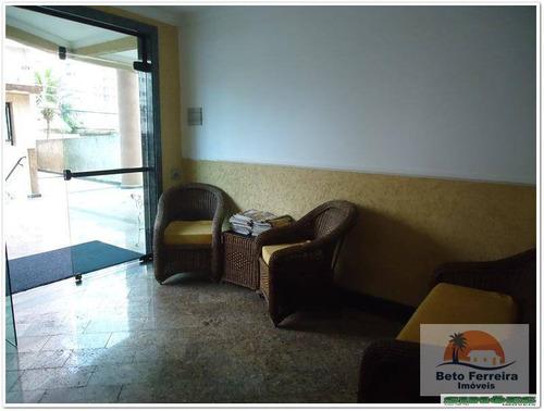 apartamento com 2 dormitórios com vista do mar no campo da aviação em praia grande. - ap0145