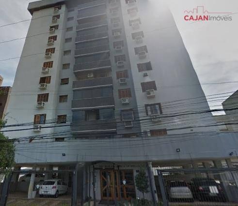 apartamento com 2 dormitórios e 1 vaga no bairro menino deus - ap4171