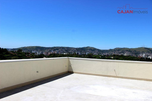 apartamento com 2 dormitórios e 1 vaga no bairro petrópolis - ap4012