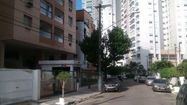 apartamento com 2 dormitórios e dependência, ponta da praia - santos/sp - ap0494