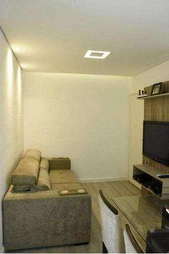 apartamento com 2 dormitórios em salto sp