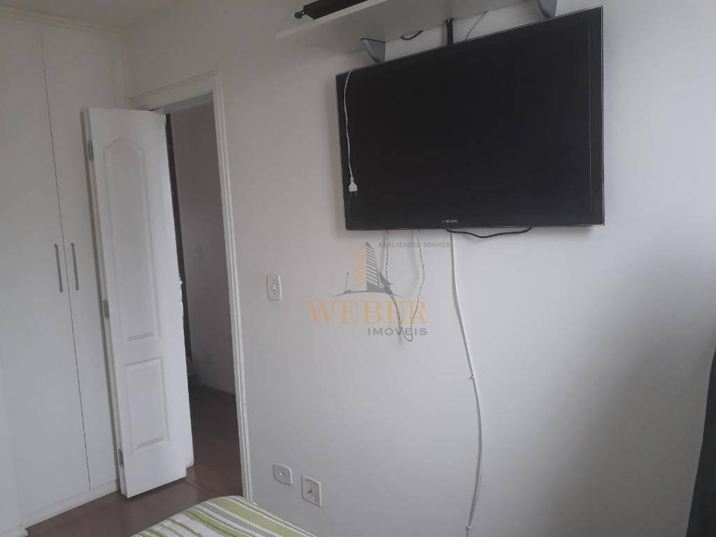 apartamento com 2 dormitórios jardim monte alegre - taboão da serra - ap0801