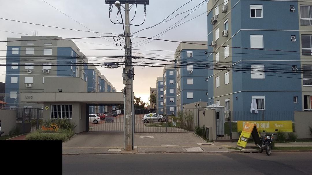 apartamento  com 2 dormitório(s) localizado(a) no bairro estância velha em canoas / canoas  - 612