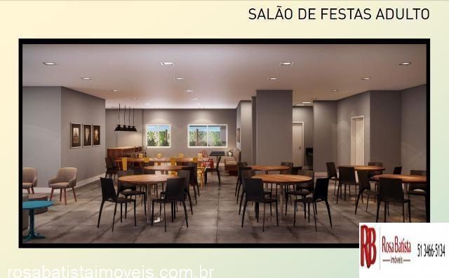 apartamento  com 2 dormitório(s) localizado(a) no bairro marechal rondon em canoas / canoas  - a114