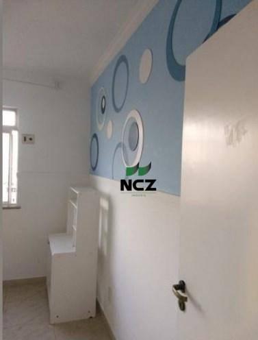 apartamento com 2 dormitórios para alugar, 105 m² por r$ 1.950/ano - costa azul - salvador/ba - ap2394