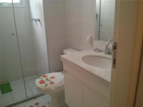 apartamento com 2 dormitórios para alugar, 105 m² por r$ 2.800/mês - vila ema - são josé dos campos/sp - ap6919