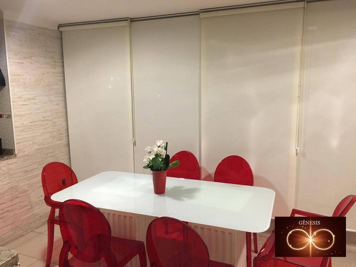 apartamento com 2 dormitórios para alugar, 106 m² por r$ 3.500/mês - vila andrade - são paulo/sp - ap0048