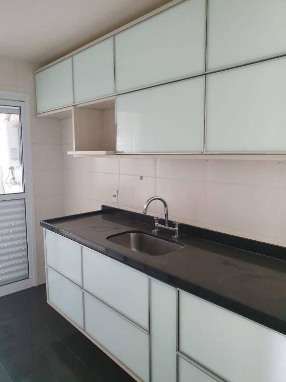 apartamento com 2 dormitórios para alugar, 108 m² por r$ 2.900/mês - jardim ana maria - jundiaí/sp - ap2997