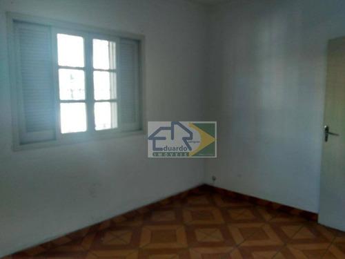 apartamento com 2 dormitórios para alugar, 163 m² por r$ 1.200/mês - centro - suzano/sp - ap0157