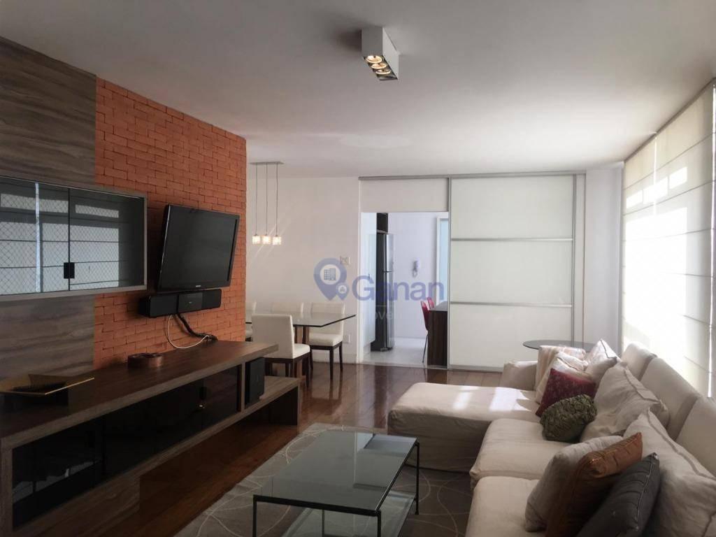 apartamento com 2 dormitórios para alugar, 164 m² por r$ 6.000,00/mês - jardim paulista - são paulo/sp - ap6427