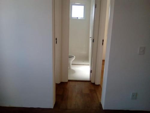 apartamento com 2 dormitórios para alugar, 43 m² por r$ 1.200/mês - brás - são paulo/sp - ap6052
