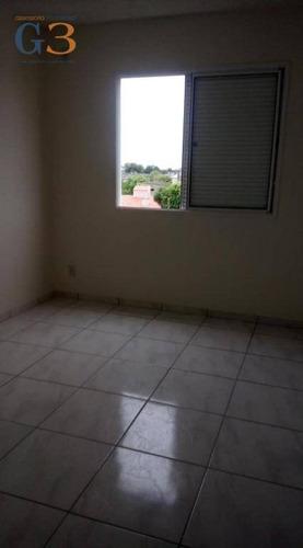 apartamento com 2 dormitórios para alugar, 45 m² por r$ 700/mês - fragata - pelotas/rs - ap3619