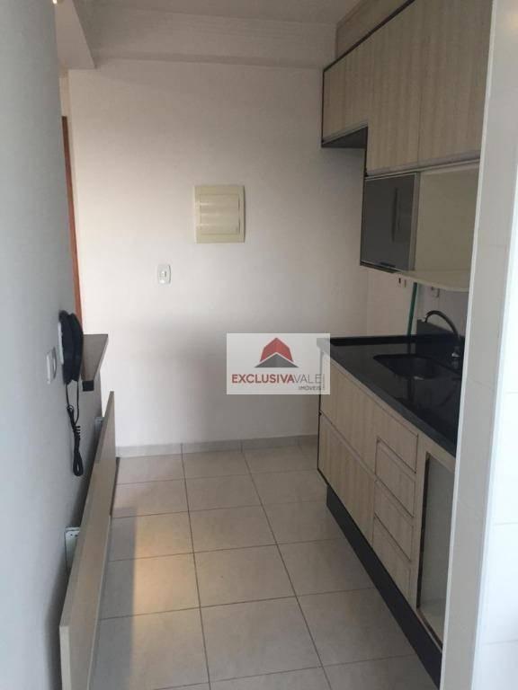 apartamento com 2 dormitórios para alugar, 46 m² por r$ 1.200/mês - parque industrial - são josé dos campos/sp - ap2529