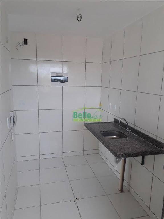 apartamento com 2 dormitórios para alugar, 46 m² por r$ 2.000/mês - campo grande - recife/pe - ap9997