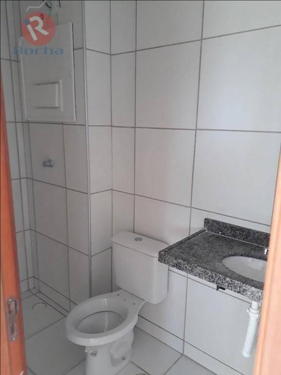 apartamento com 2 dormitórios para alugar, 46 m² por r$ 2.000/mês - campo grande - recife/pe - ap9998