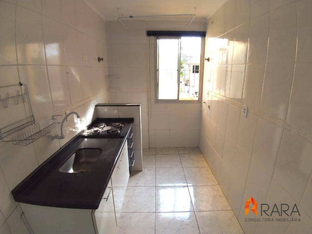 apartamento com 2 dormitórios para alugar, 47 m² por r$ 1.000,00/mês - independência - são bernardo do campo/sp - ap0082