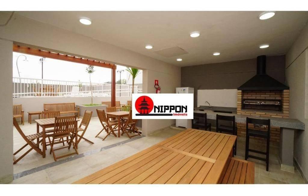 apartamento com 2 dormitórios para alugar, 47 m² por r$ 1.300/mês - vila galvão - guarulhos/sp - ap1710