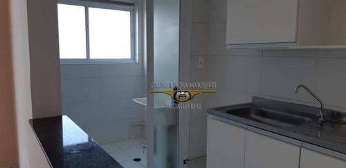 apartamento com 2 dormitórios para alugar, 48 m² por r$ 1.200,00/mês - jardim vila formosa - são paulo/sp - ap0870