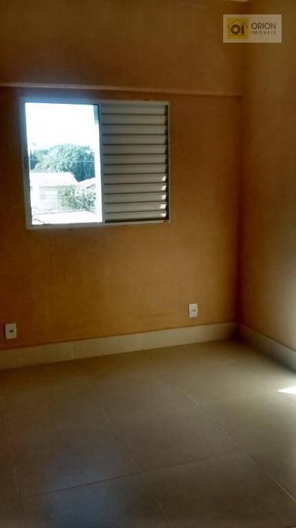 apartamento com 2 dormitórios para alugar, 48 m² por r$ 1.250,00/mês - quintas do ingaí - santana de parnaíba/sp - ap0139