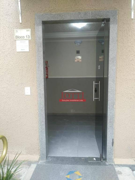 apartamento com 2 dormitórios para alugar, 48 m² por r$ 750,00/mês - água chata - guarulhos/sp - ap0591