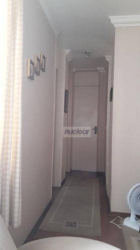 apartamento com 2 dormitórios para alugar, 49 m² por r$ 844,12/mês - cidade satélite santa bárbara - são paulo/sp - ap1679