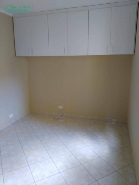 apartamento com 2 dormitórios para alugar, 50 m² por r$ 900,00/mês - vila rio de janeiro - guarulhos/sp - ap0248