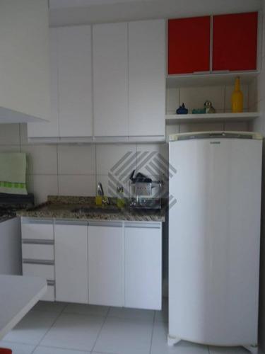 apartamento com 2 dormitórios para alugar, 52 m² por r$ 1.200/mês - jardim europa - sorocaba/sp - ap7545