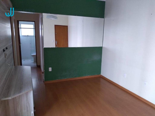 apartamento com 2 dormitórios para alugar, 53 m² por r$ 840/mês - jardim marica - mogi das cruzes/sp - ap0685