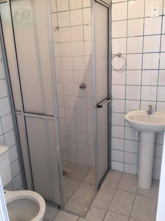 apartamento com 2 dormitórios para alugar, 54 m² por r$ 1.050/mês - jardim d abril - são paulo/sp - ap2555