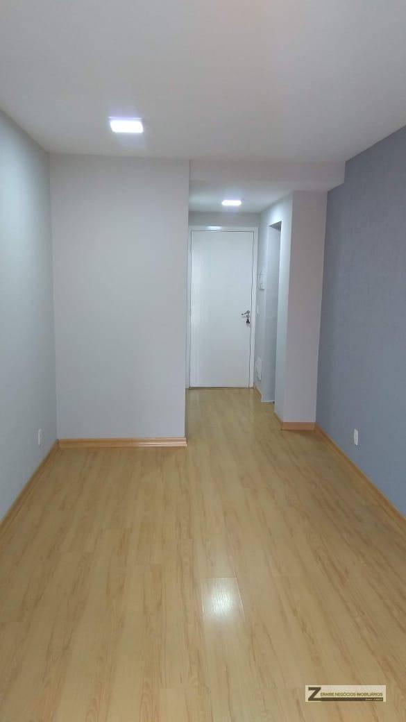 apartamento com 2 dormitórios para alugar, 54 m² por r$ 1.300,00/mês - centro - guarulhos/sp - ap0621