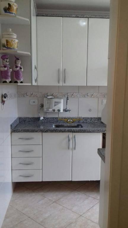 apartamento com 2 dormitórios para alugar, 55 m² por r$ 1.200,00/mês - jardim vila formosa - são paulo/sp - ap1706