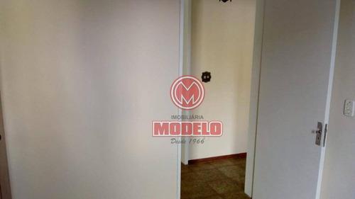 apartamento com 2 dormitórios para alugar, 55 m² por r$ 500/mês - nova américa - piracicaba/sp - ap1861