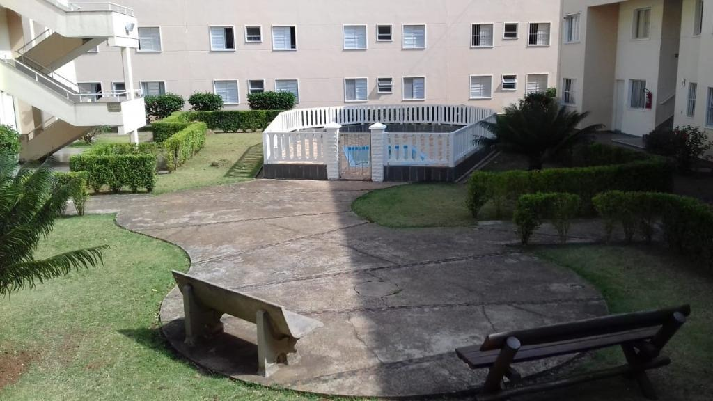 apartamento com 2 dormitórios para alugar, 58 m²  - parque residencial eloy chaves - jundiaí/sp - ap1361