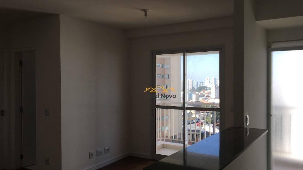 apartamento com 2 dormitórios para alugar, 58 m² por r$ 1.200,00/mês - jardim flor da montanha - guarulhos/sp - ap0867